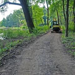 Umweltbaubegleitung bei Baumaßnahmen in Schutzgebieten