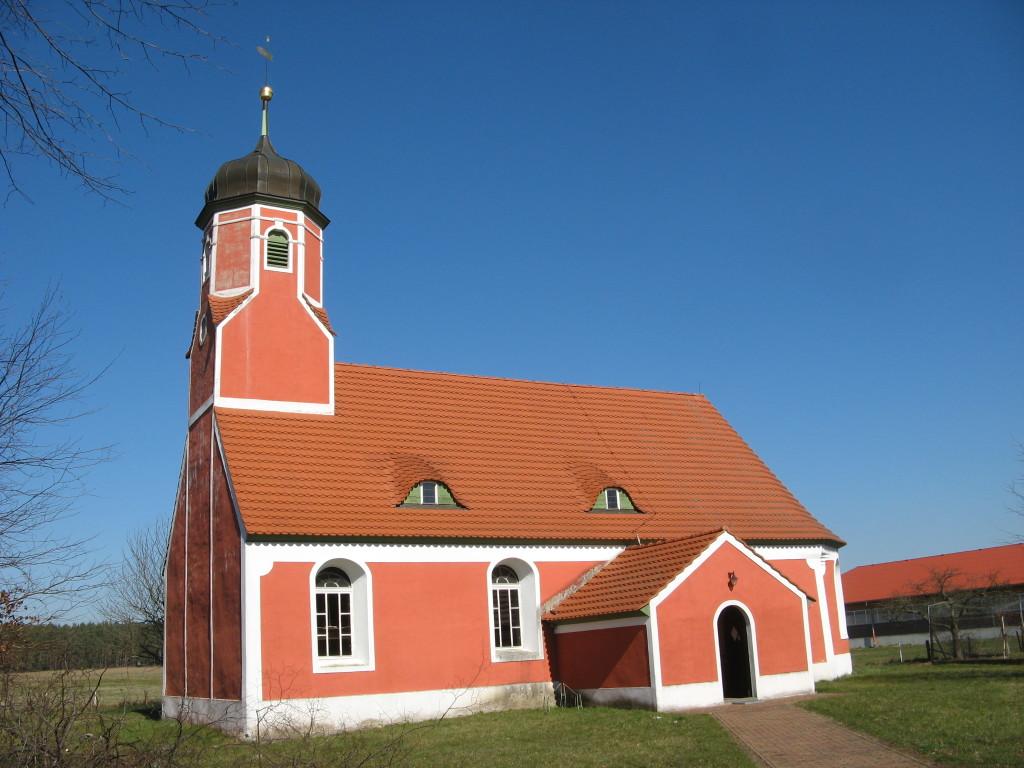 Kirche Rückersdorf